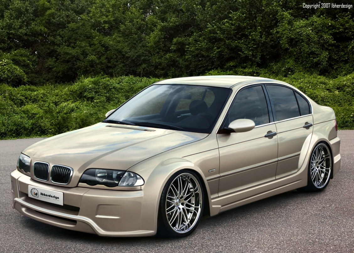 hight resolution of bmw e46