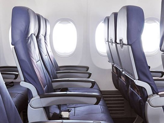kursi pesawat
