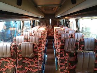 Sewa Bus Medium Pariwisata