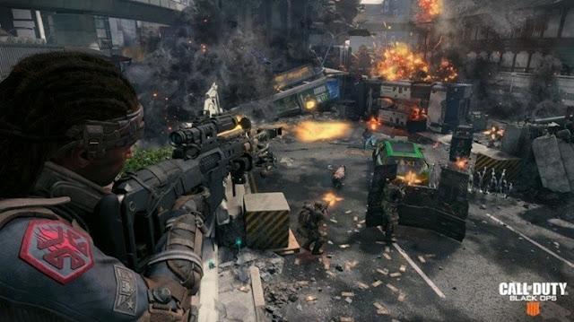 الكشف عن العدد النهائي لاعبين في طور Blackout للعبة Call of Duty : Black Ops 4 و تفاصيل رهيبة من المطورين ..