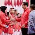 Bertemu Para Atlet Peraih Medali, Presiden Jokowi Pastikan Bonus Atlet Langsung Diterima
