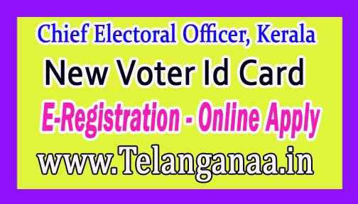 How to get a New Voter Id in Kerala Apply or Register