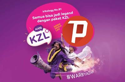 Cara Setting Psiphon Pro Ubah Kuota Axis KZL Chat Menjadi Kuota Reguler
