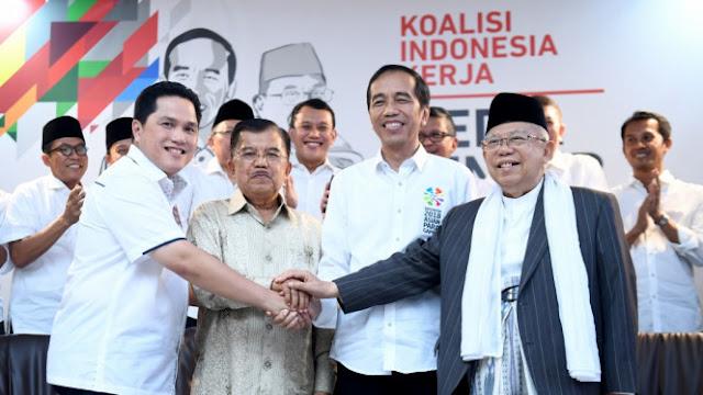 Kubu Jokowi Minta Dispensasi Capres Cawapres Boleh ke Pesantren