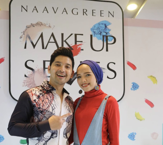 NAAVAGREEN LAUNCHING MAKEUP SERIES