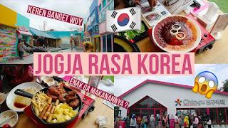 Jogja Rasa Korea