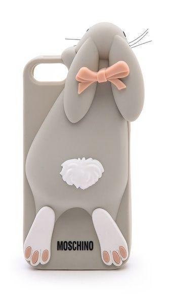 Capa para telemovel  iphone da Moschino  iphone cases Rabbit