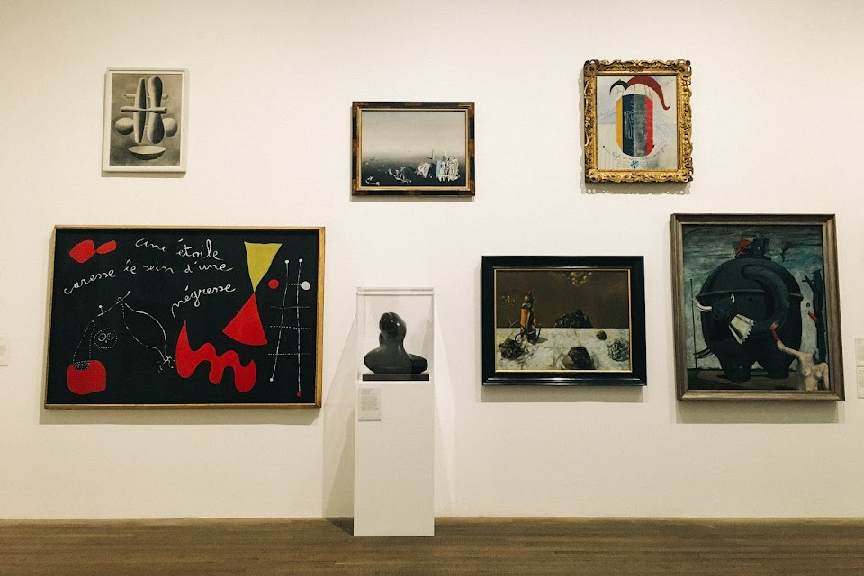 テート・モダン(Tate Modern) International Surrealism(Room5)