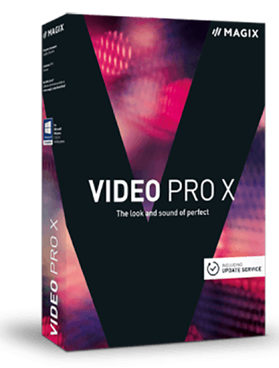 magix video pro x free download