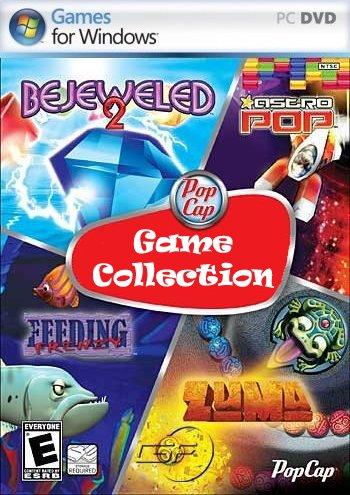 PopCap Games Coleccion [51-Juegos] PC Full
