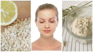 aclarar piel con avena