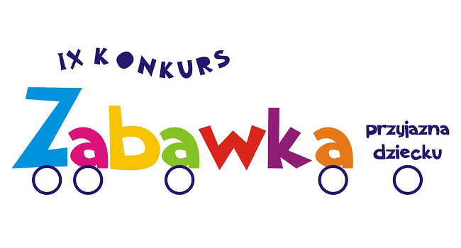 Logo konkursu Zabawka przyjazna dziecku