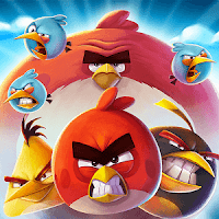 Angry Birds 2 Infinite (Gems - Energy - Black Pearls) MOD APK