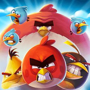 Angry Birds 2 - VER. 2.41.1 Infinite (Gems - Energy - Black Pearls) MOD APK