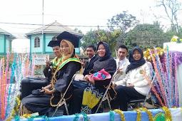 Mahasiswa STIA Tabalong Raih Juara Di Ajang Pawai Budaya Pembangunan Tabalong