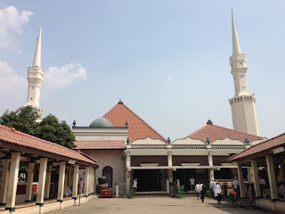 Masjid Jami Keramat Luar Batang
