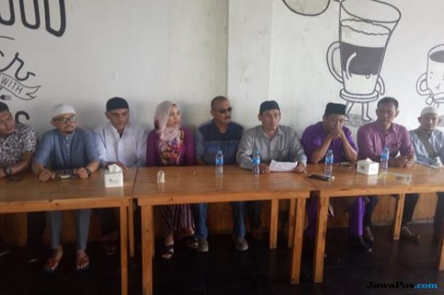 Deklarasi #2019GantiPresiden 2 September di Pekanbaru Dibatalkan