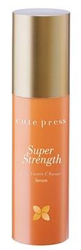 สั่งซื้อ Cute Press Super Strength 10% Vitamin C Booster Serum 30ml.วิตามิน ซี บูสเตอร์ เซรั่ม