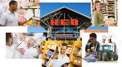 Doing Business with H-E-B.