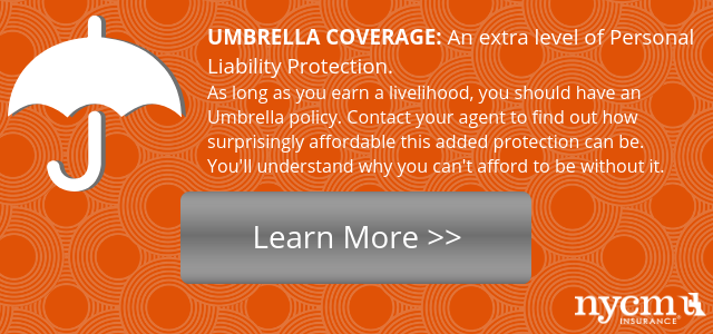 What Is Umbrella Coverage? - NYCM Insurance Blog
