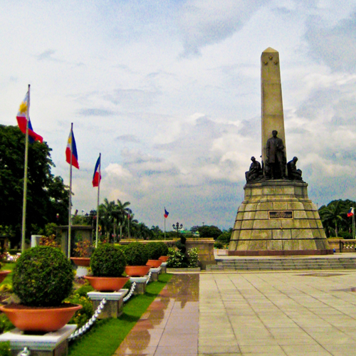 Tourism and Rizal Park