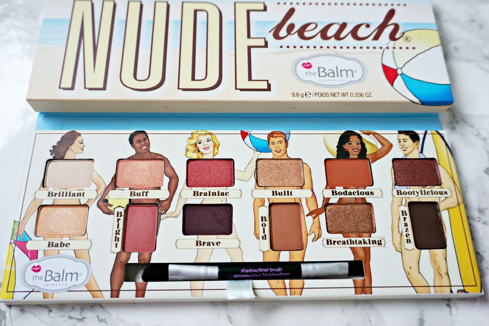 theBalm Nude Beach Review