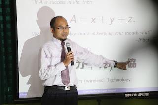 Dr. Khoirul Anwar - teknologi broadband