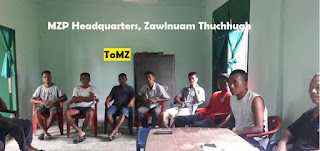MZP Headquarters, Zawlnuam Thuchhuah