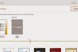 Cara Mengganti Template Blogspot Dengan Mudah