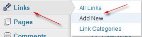 tambah link baru