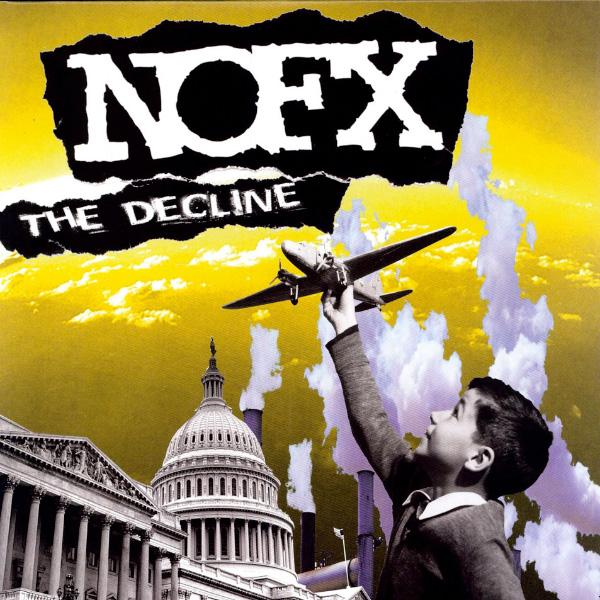 NOFX - The Decline – Collaborative cover