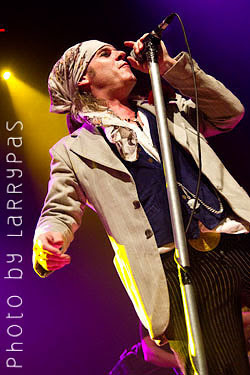 Spike The Quireboys
