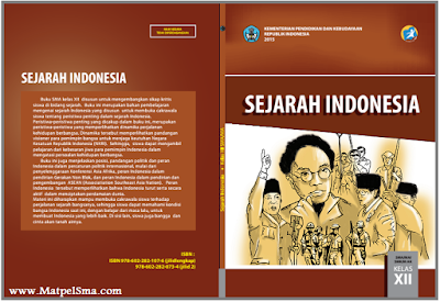 Buku Sejarah Indonesia Kelas XII Kurikulum 2013 - MatpelSma