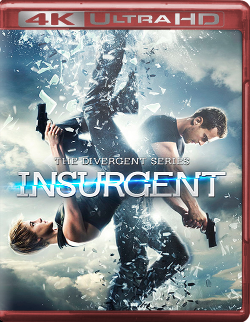 The Divergent Series: Insurgent [2015] [UHD] [2160p] [Latino]