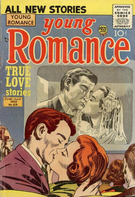Simon-Kirby Young Romance