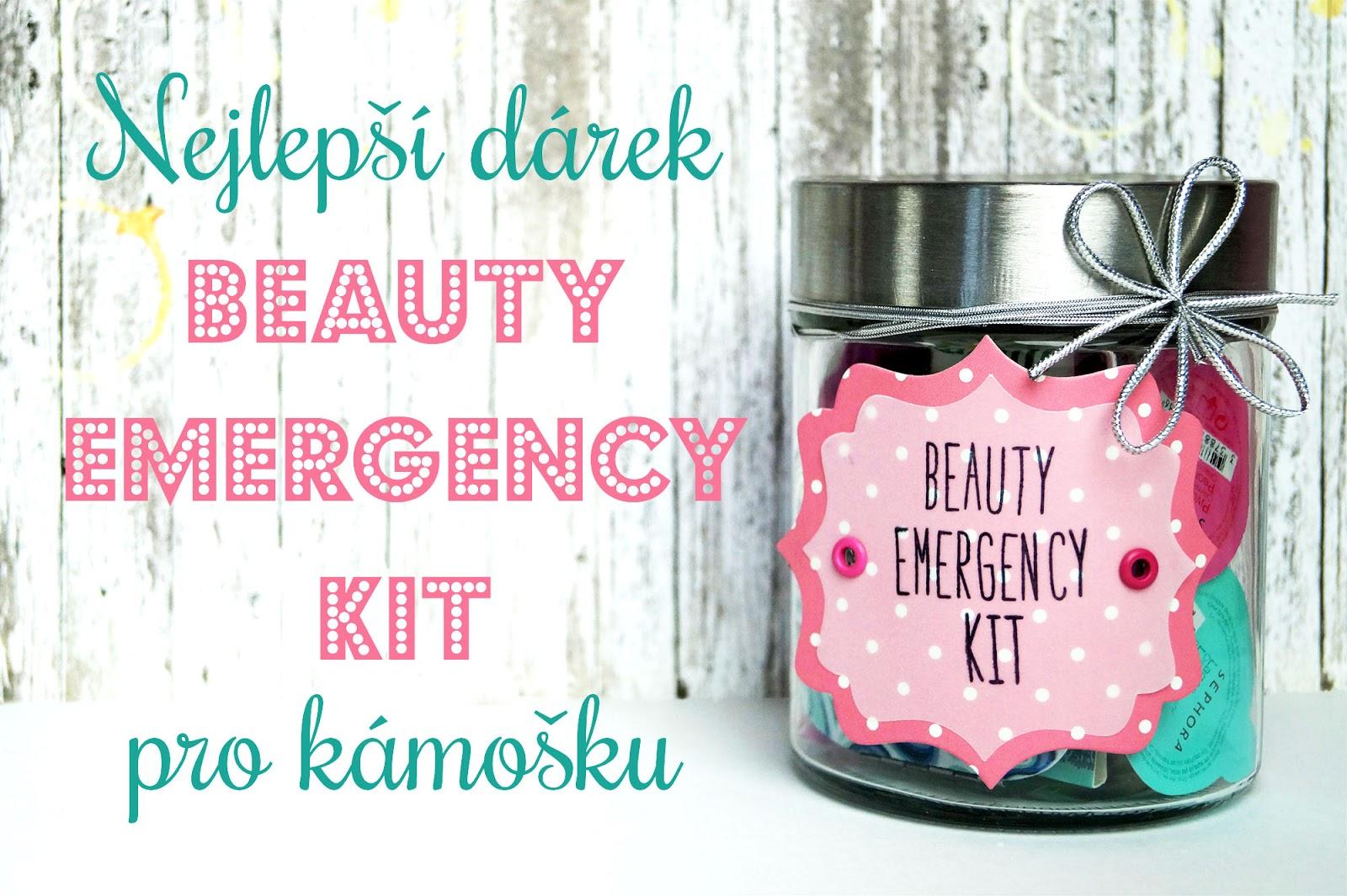 Dianka Kreativity  DIY - Beauty Emergency Kit aneb nejlepší dárek ... 48732d77f5