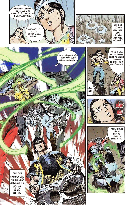 Tần Vương Doanh Chính chapter 18 trang 28