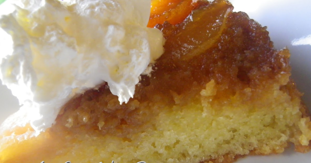 Cake Recipe With Canned Pears