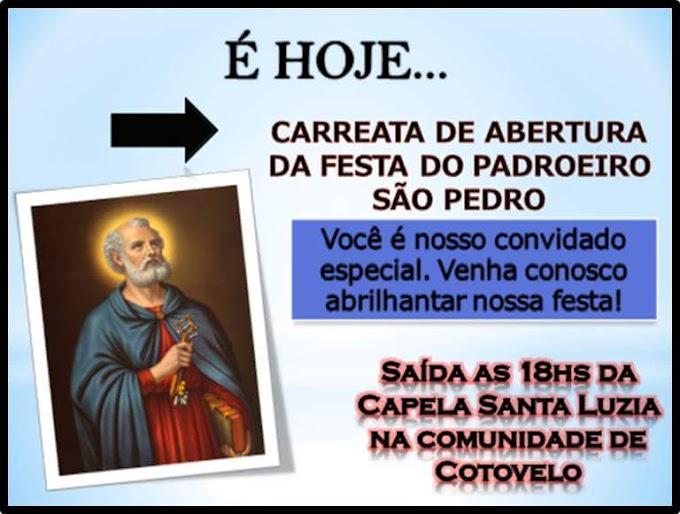 Carreata de São Pedro