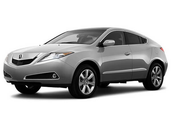 2010 Acura ZDX Prices, Reviews and Pictures