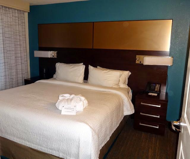 marriott mattresses are not comfortable