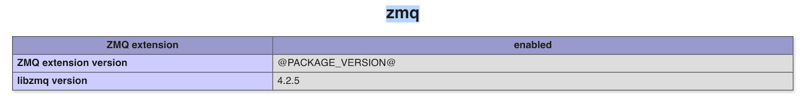 Tutorial programming: Engine - Install zeroMQ and binding PHP ZMQ