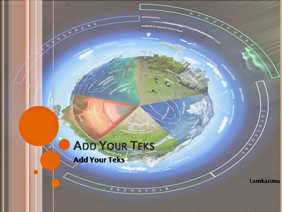 Template Powerpoint Dengan tema Geografi - Deqwan1 Blog