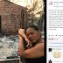 Jornalista promove campanha para ajudar famílias vítimas de incêndios