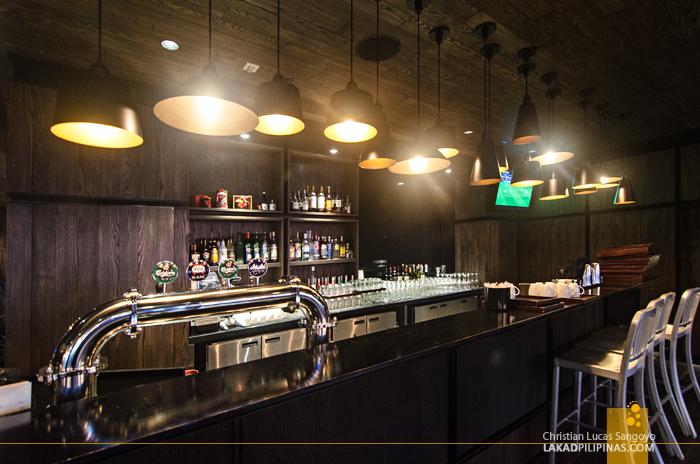 Pentahotel Hong Kong Bar