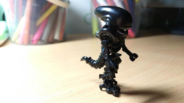 Фигурка лего Чужой Alien ксеноморф