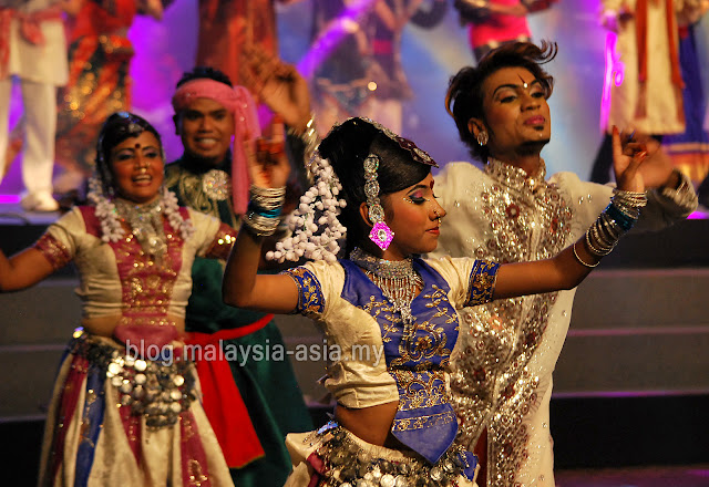 Malaysia Indian Dancers