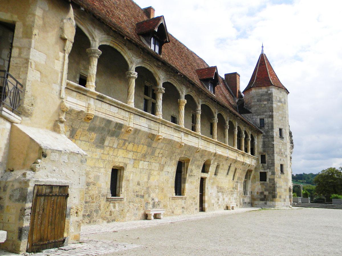 Semaine de vacances à Nérac, Lot-et-Garonne - Château de Nérac