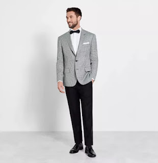 K'Mich Weddings- wedding planning - tuxedos - Gingham Outfit