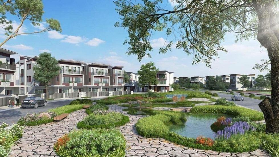 Không gian rộng lớn dự án Gamuda Gardens
